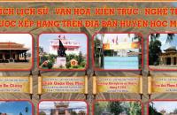 INFOGRAPHIC Các điểm di tích lịch sử, di tích kiến trúc nghệ thuật được công nhận của huyện Hóc Môn