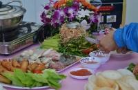 Hội thi ẩm thực dân tộc và các nước asean